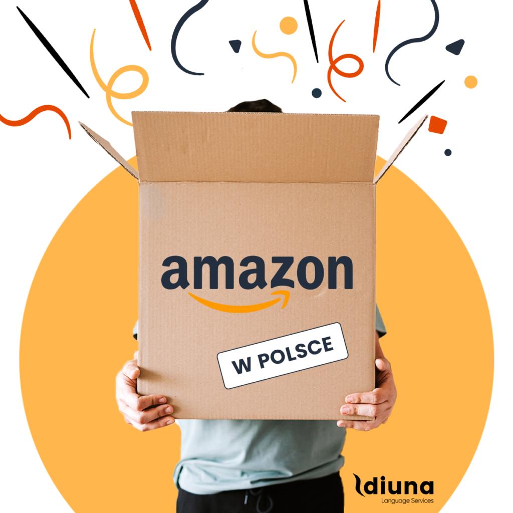 Jak zacząć sprzedawać na Amazon